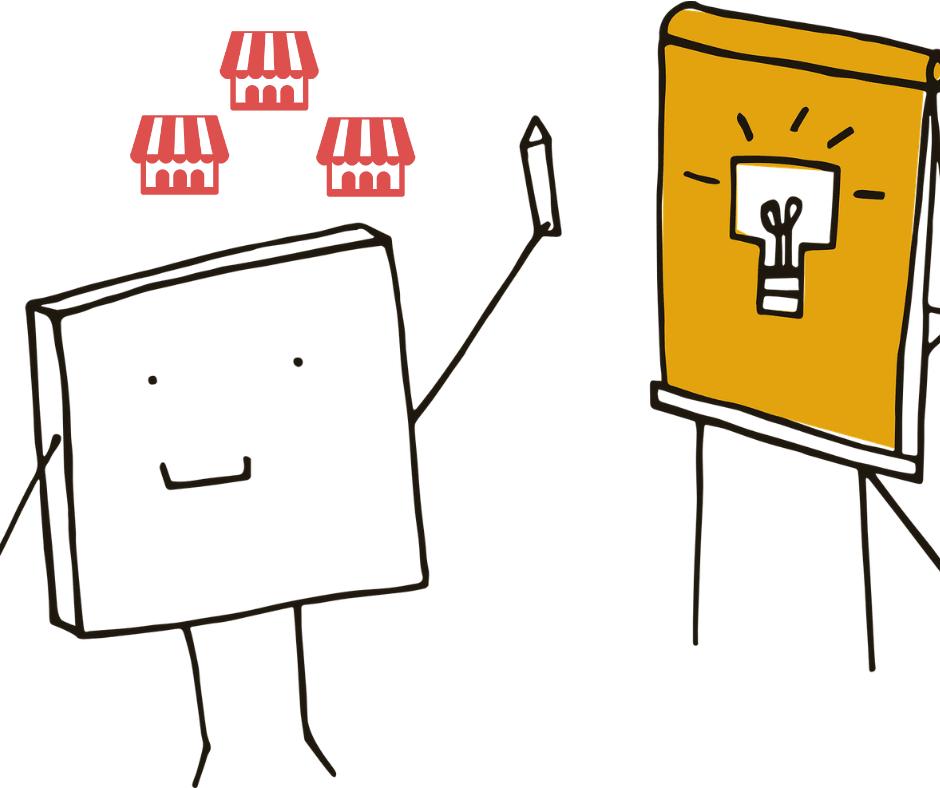 Shop-in-Shop-System